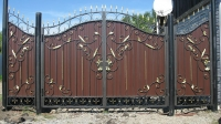 кованые ворота 6